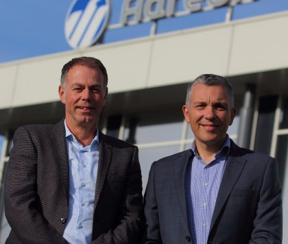 Aareon Alexander Zaal en Peter Hanen. – Digitalisering corporaties