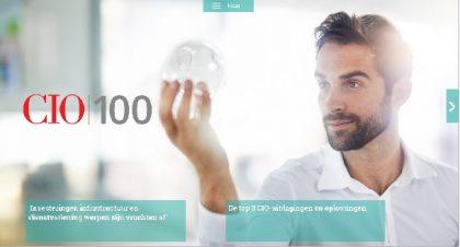 CIO 100 - 2016