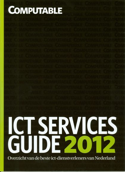 Computable ICT Services Guide - 2012