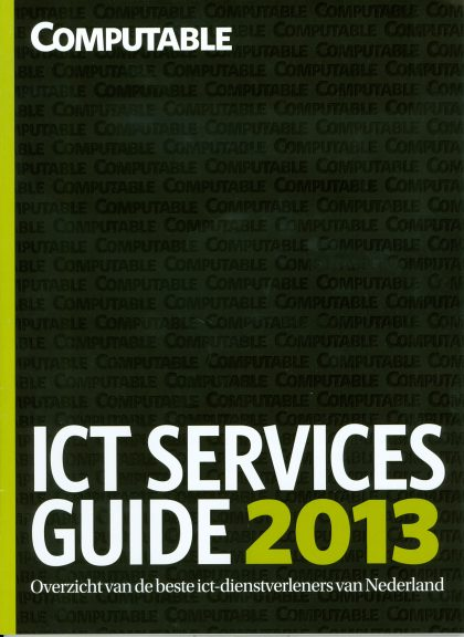 Computable ICT Services Guide - 2013