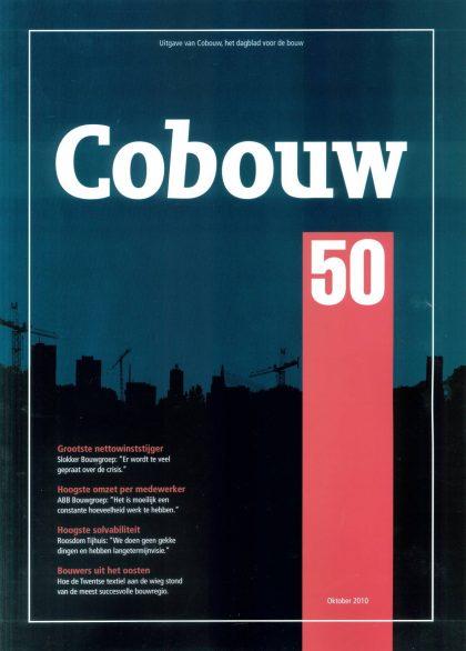 Cobouw 50 – 2010