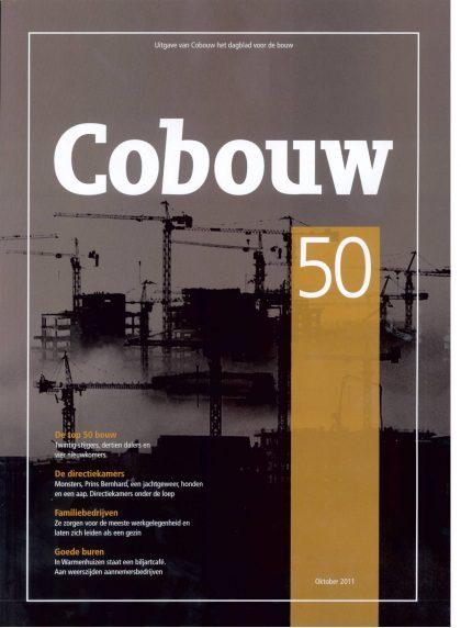 Cobouw 50 – 2011