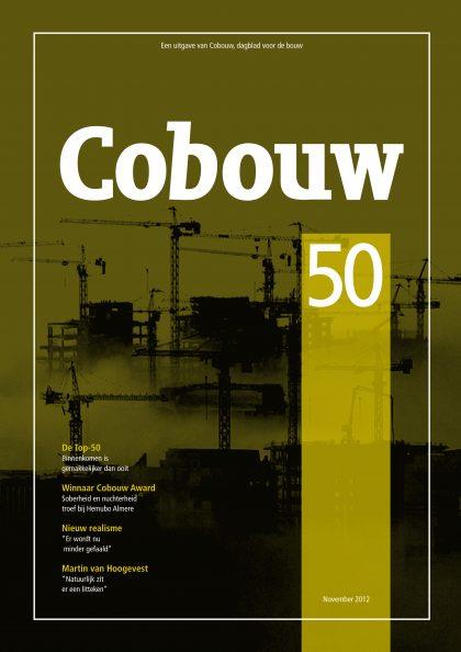 Cobouw 50 - 2012
