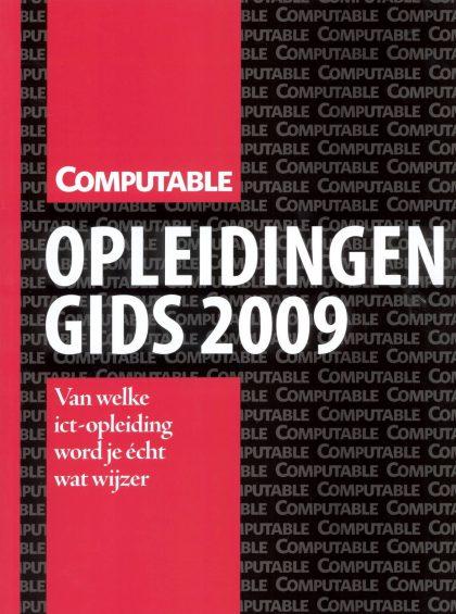 Computable Opleidingengids - 2009