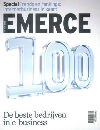 Emerce 100 - 2010