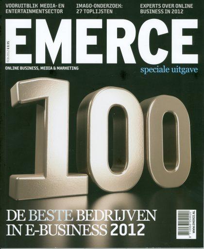 Emerce 100 - 2011