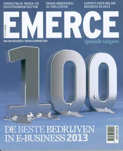 Emerce 100 - 2012