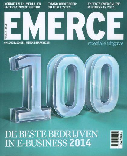 Emerce 100 - 2014
