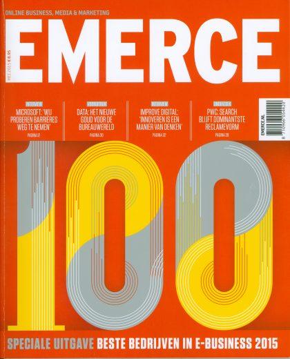 Emerce 100 - 2015