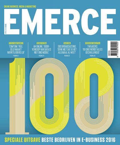 Emerce 100 - 2016