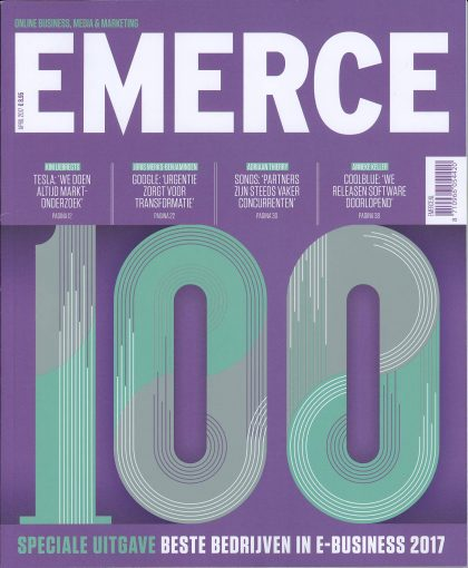 Emerce 100 - 2017
