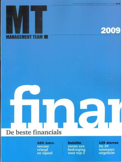 MT Finance - 2009