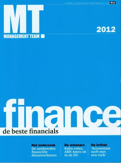 MT Finance - 2012