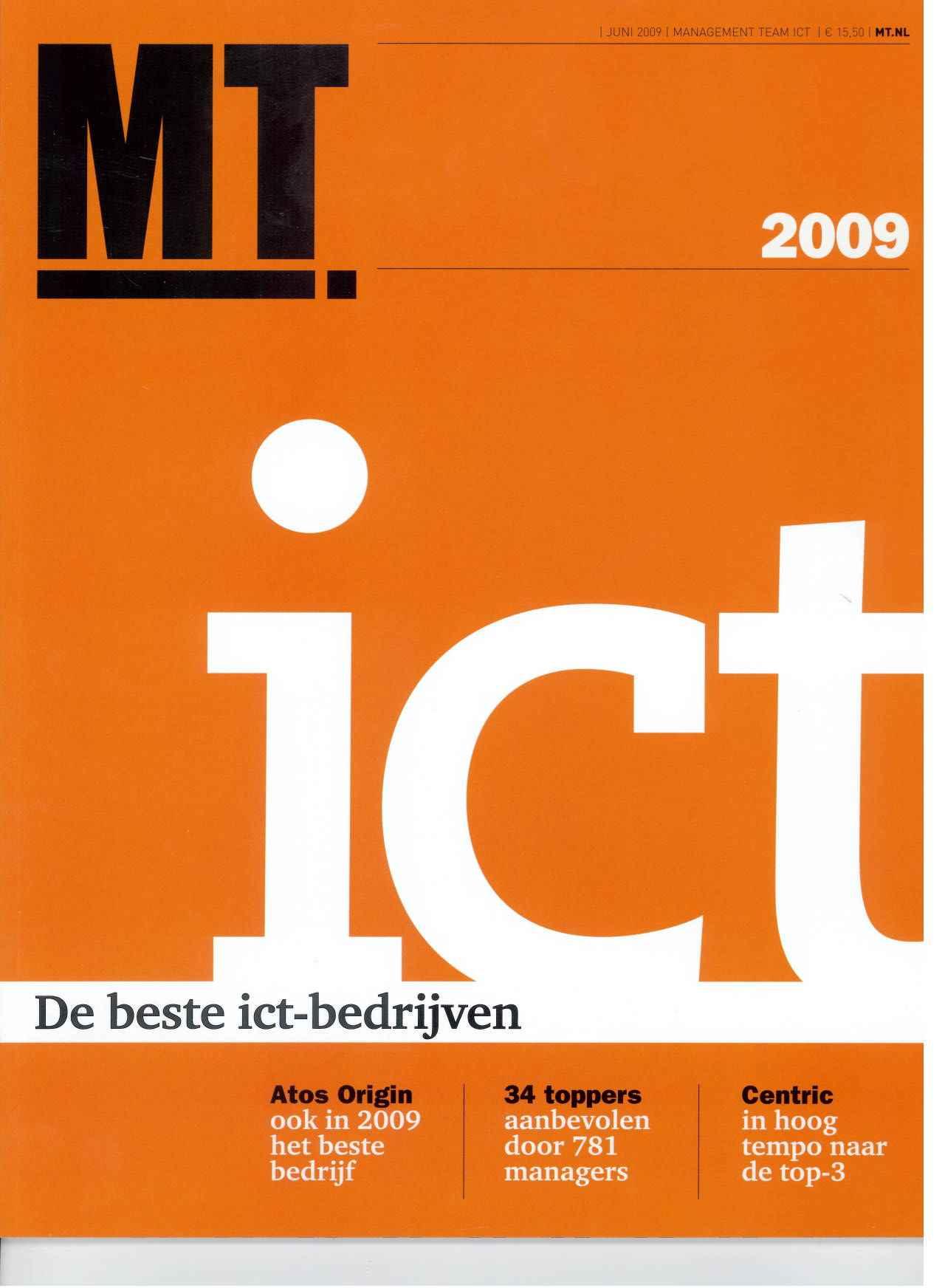 MT ICT Gids - 2009