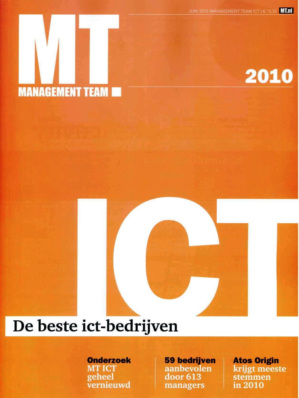 MT ICT Gids – 2010