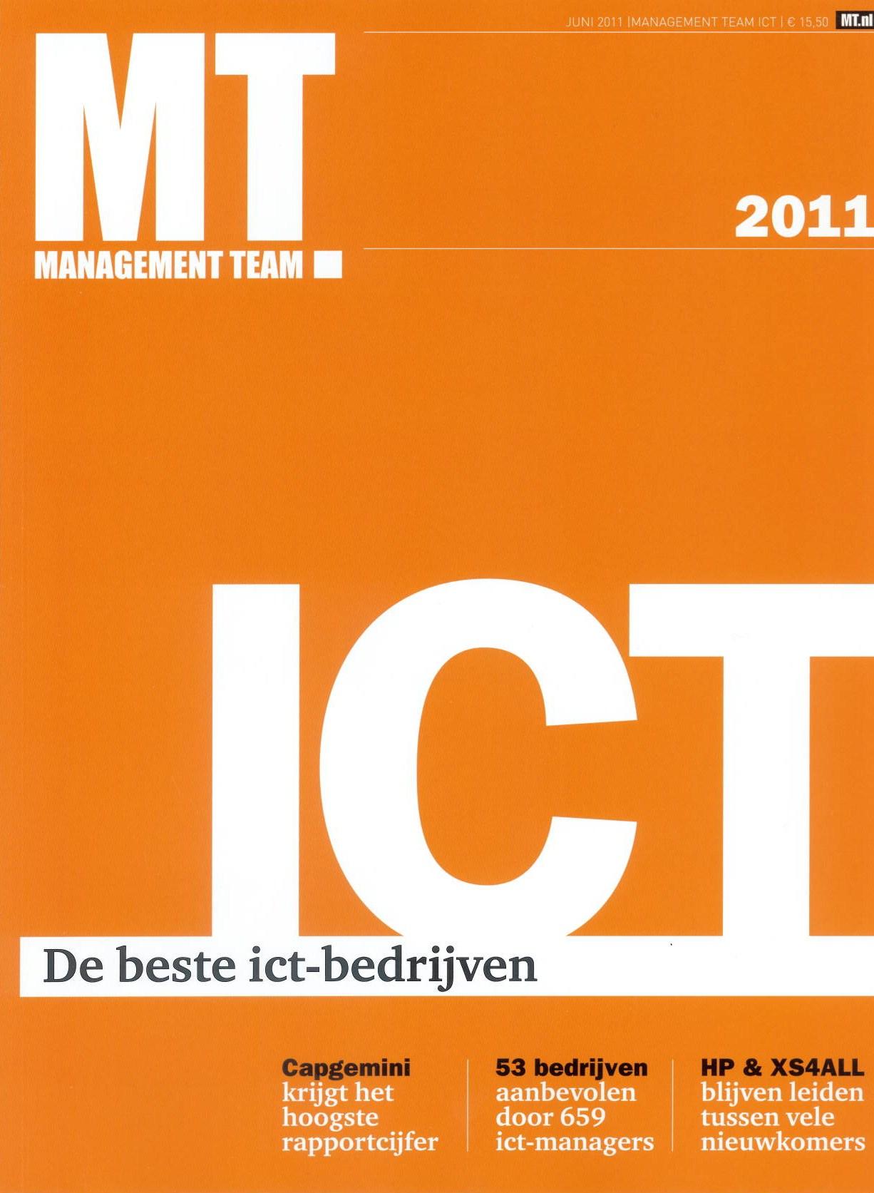 MT ICT Gids - 2011