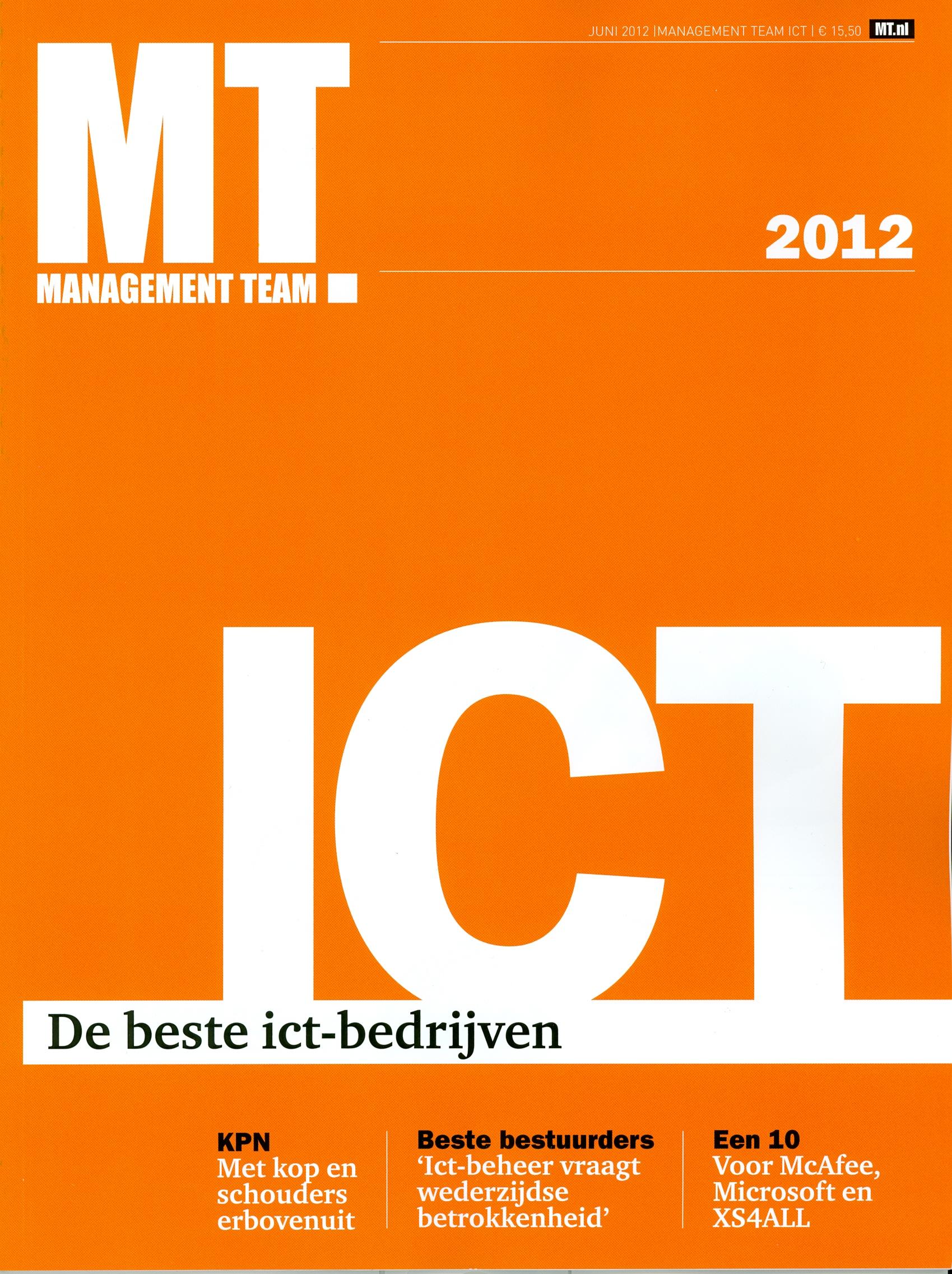 MT ICT Gids – 2012