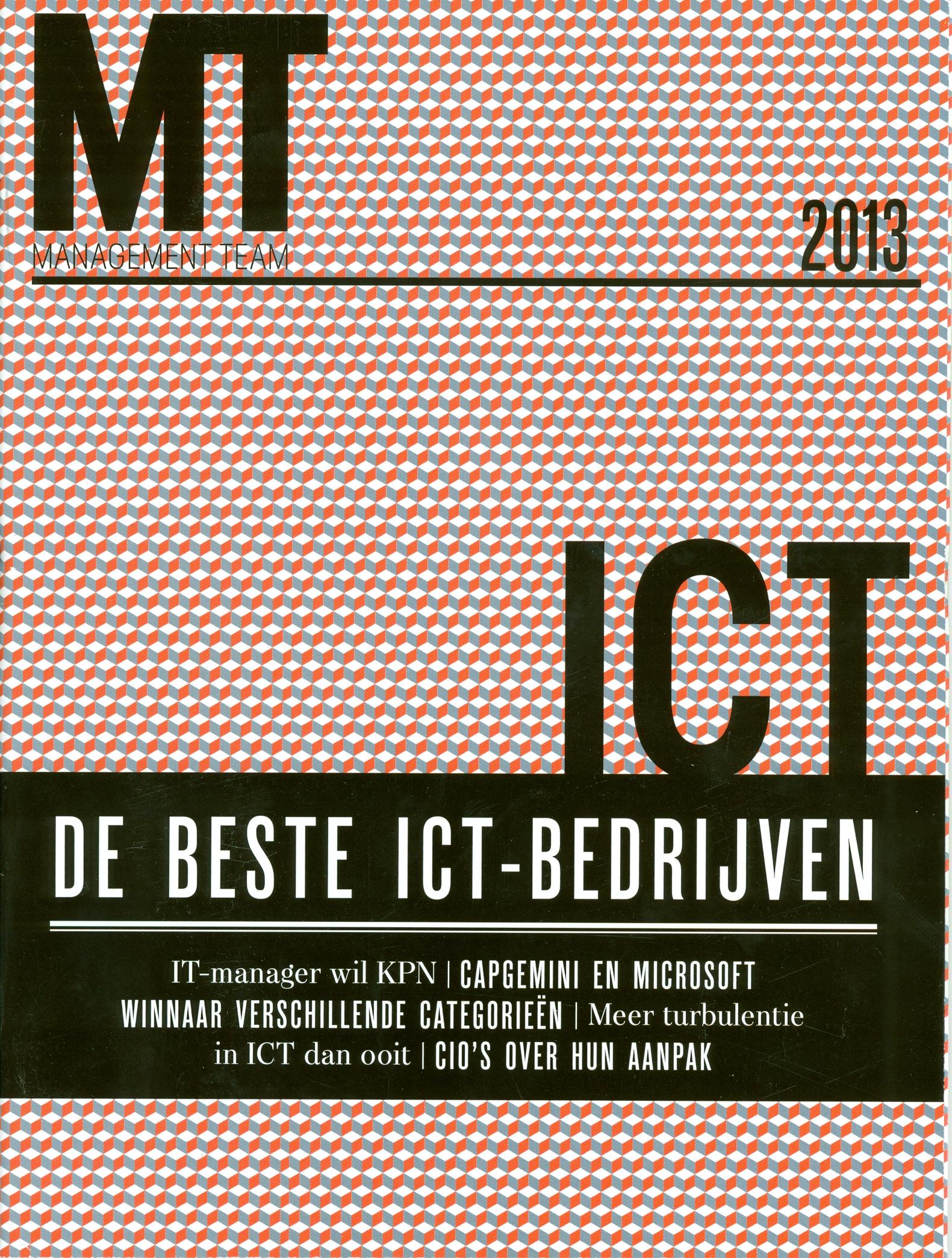 MT ICT Gids - 2013