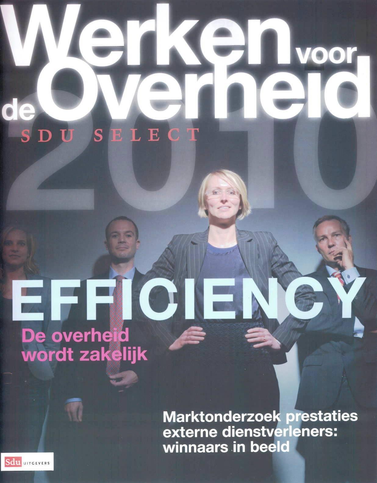 SDU Select Werken voor de Overheid - 2010