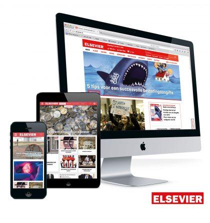Elsevier, veel meer dan een weekblad