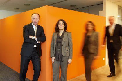 Strategische zakenpartner van ondernemend Nederland