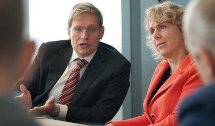 Deutsche Bank laat klanten profiteren van groot internationaal netwerk