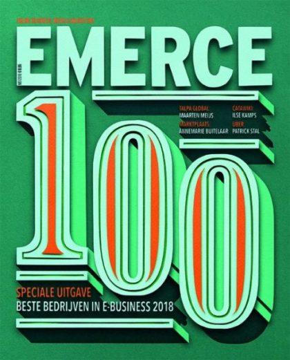 Emerce 100 - 2018