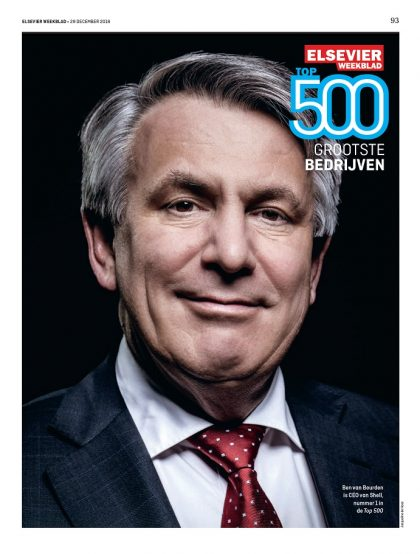 Elsevier 500 – december 2018