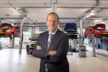 """Onderscheidend in automotive"""