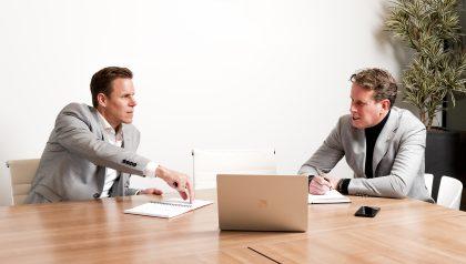 'Wij hebben de professionals al klaarstaan voor onze klanten'